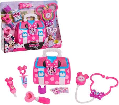 Minnie Mouse Bow-Care Doctor Set