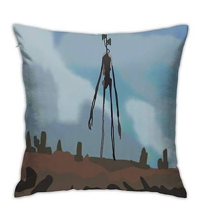 Siren Head Pillowcase