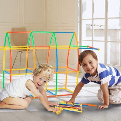 Straw Constructor Set