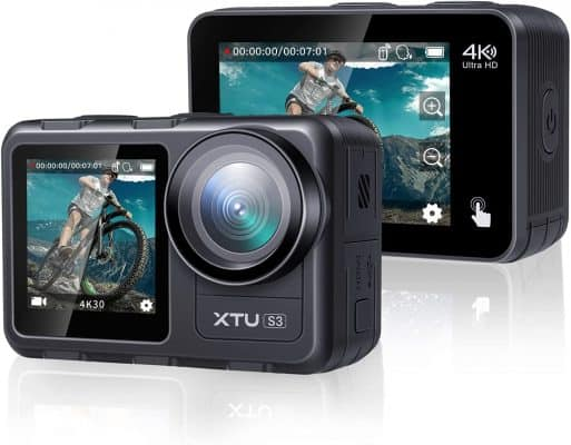 XTU Action Camera