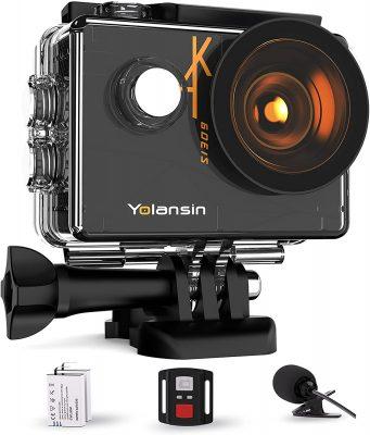 Yolansin Action Camera